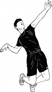 男子バレーボール